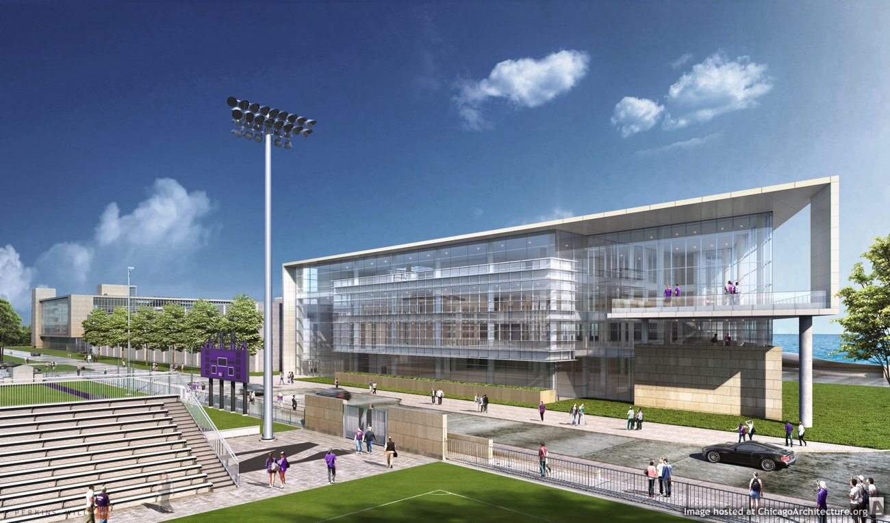 NWU Ryan Walter Athletic Center