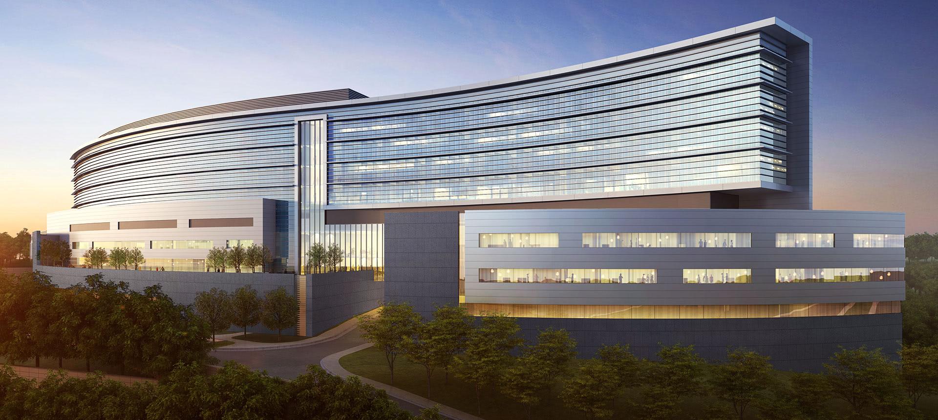 Vassar Brothers Medical Center Expansion