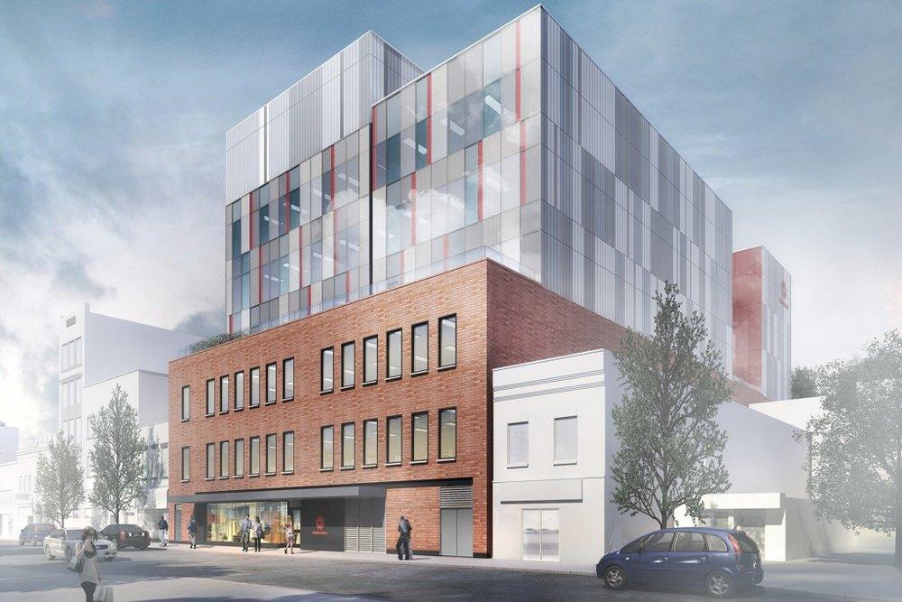 Fanshawe College - Downtown Campus Building B