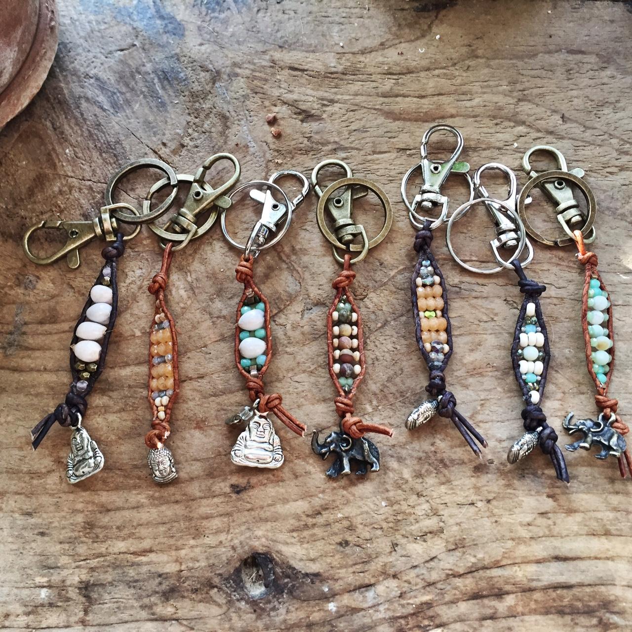 Custom Made Yogi Key Chains