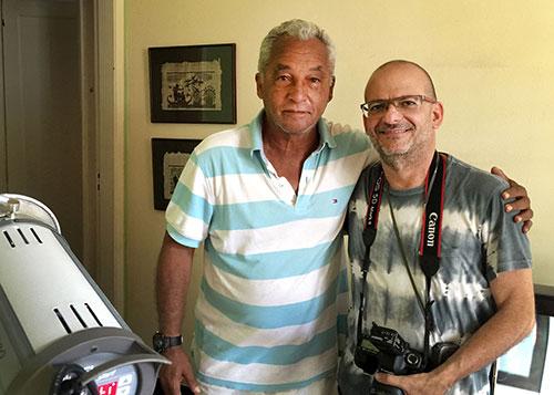 Gil e Marcelo Tabach