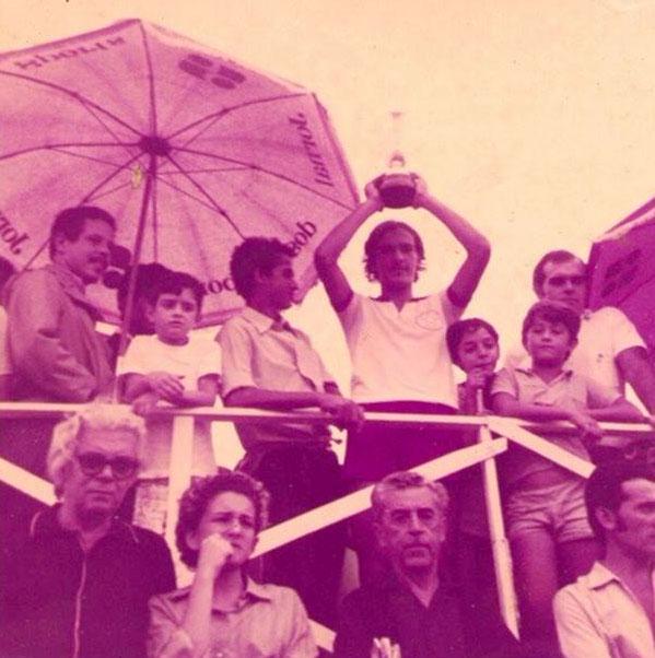 Campeão Juvenil 1971