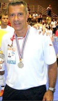 Sérgio Sapo ficou na segunda colocação