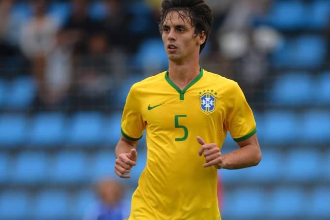 Rodrigo Caio foi um dos principais destaques do Brasil nas Olimpíadas