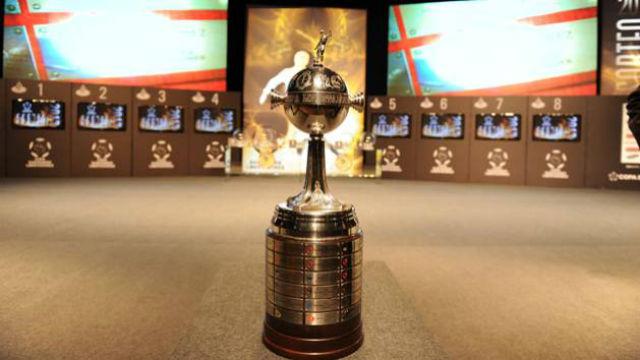 Sorteio dos grupos da Copa Libertadores
