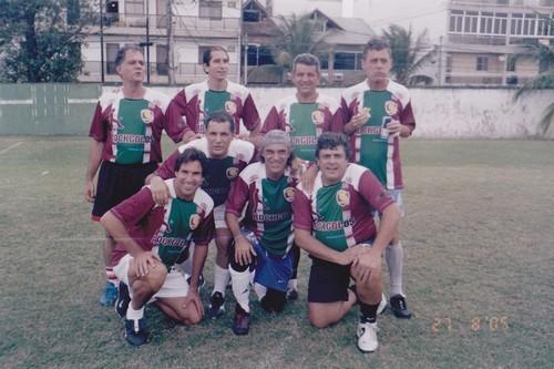 O Politheama com Vinícius França, Rodolfo Fernandes, Carlinhos Filé, Chico Buarque, Rodrigo Paiva, Lulinha,Carlinhos Vergueiro e Bibi.