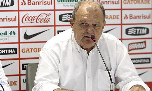 Presidente do Internacional, Vitorio Piffero falou após o rebaixamento do clube para a Série B