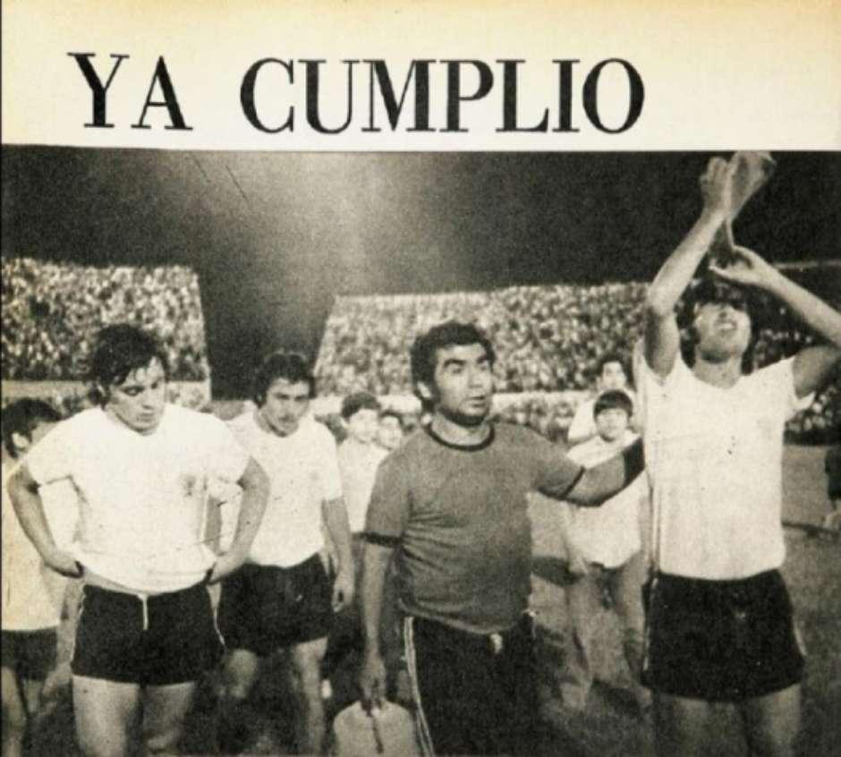 Revista chilena 'Estadio' exaltou empate que deixou o Colo-Colo perto da final: 'Já cumpriu'