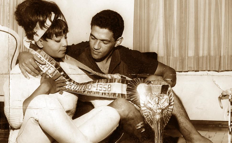 Garrincha e Elza