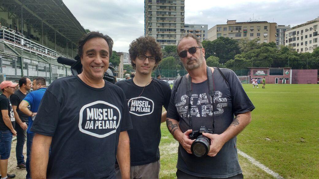 Sergio Pugliese, Daniel Planel e Guillermo Planel