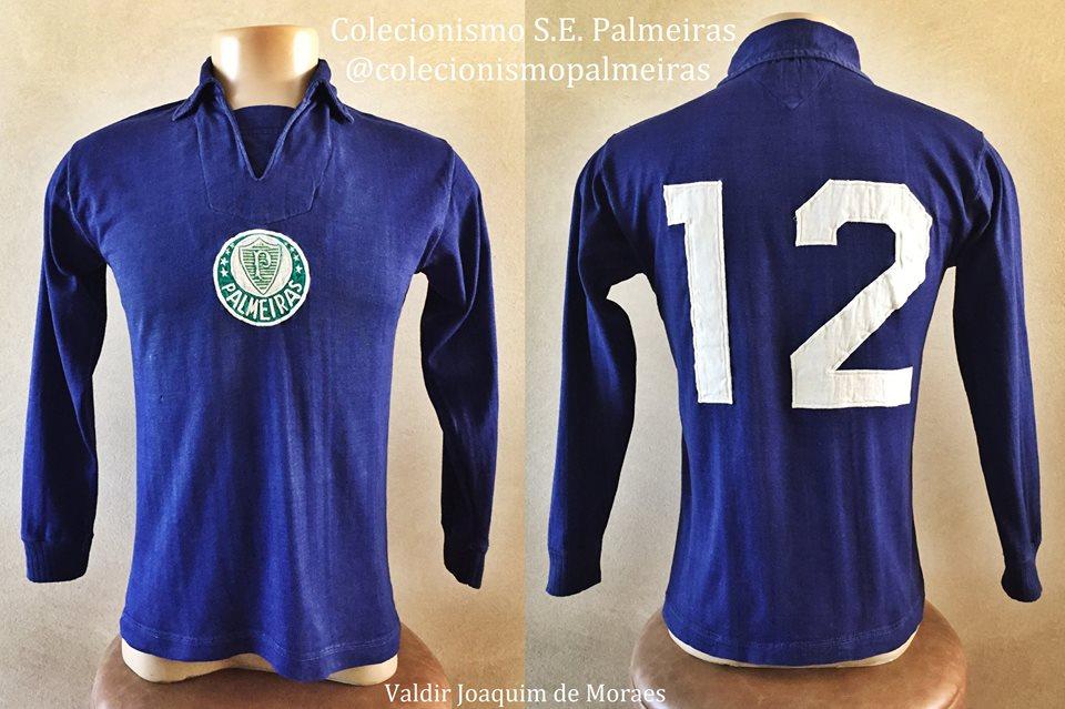 Camisa usada por Valdir