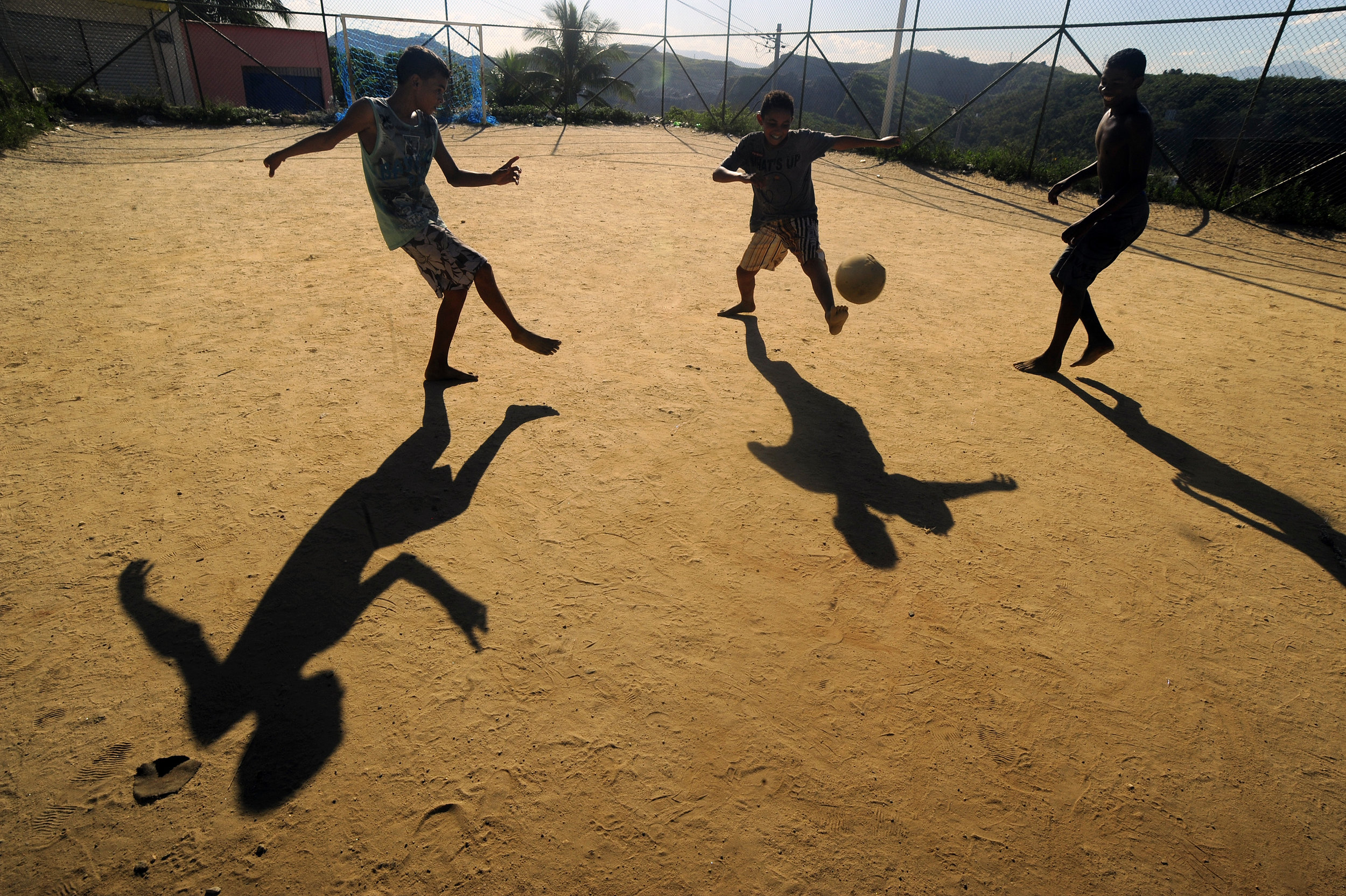 Children play soccer in the Favela do Alemão.JPG.Children play soccer in the Favela do Alemão.JPG.Children play soccer in the Favela do Alemão (22).JPG