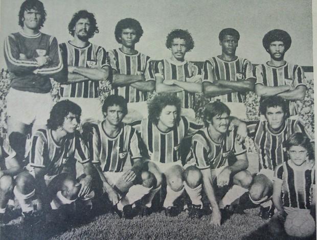 River-PI campeão piauiense em 1977
