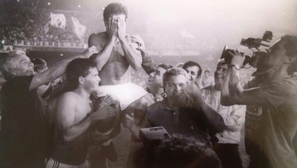 Geovani e Romário