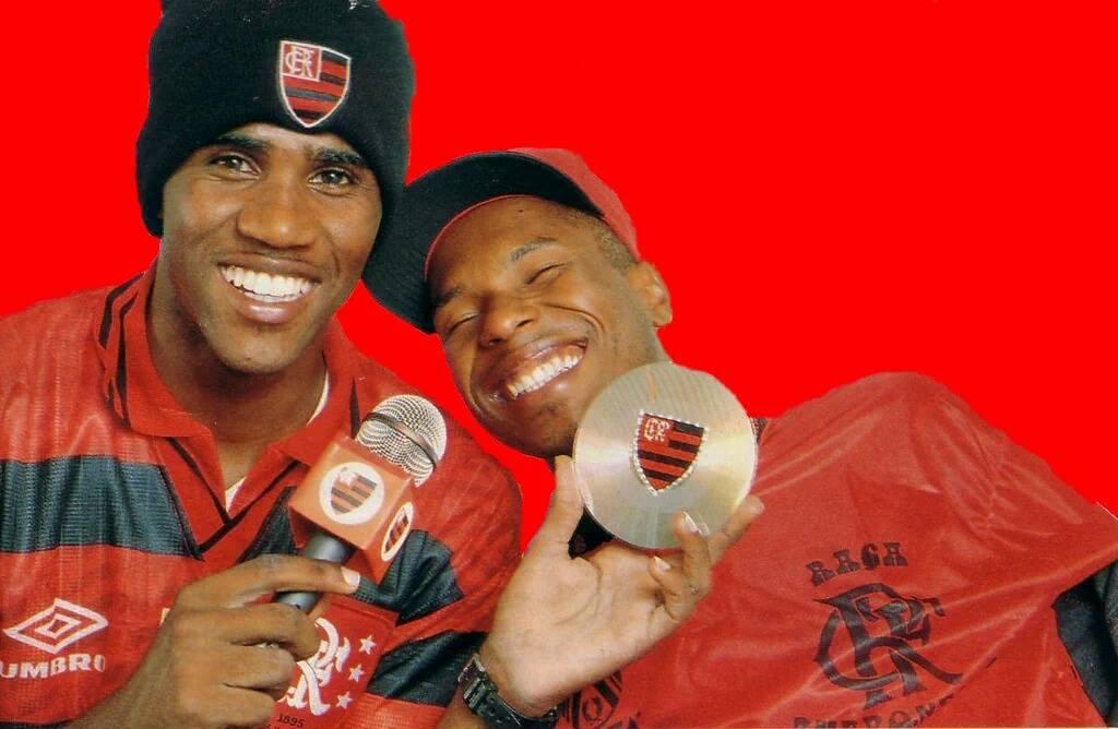 Claudinho e Buchecha (Foto: Reprodução)