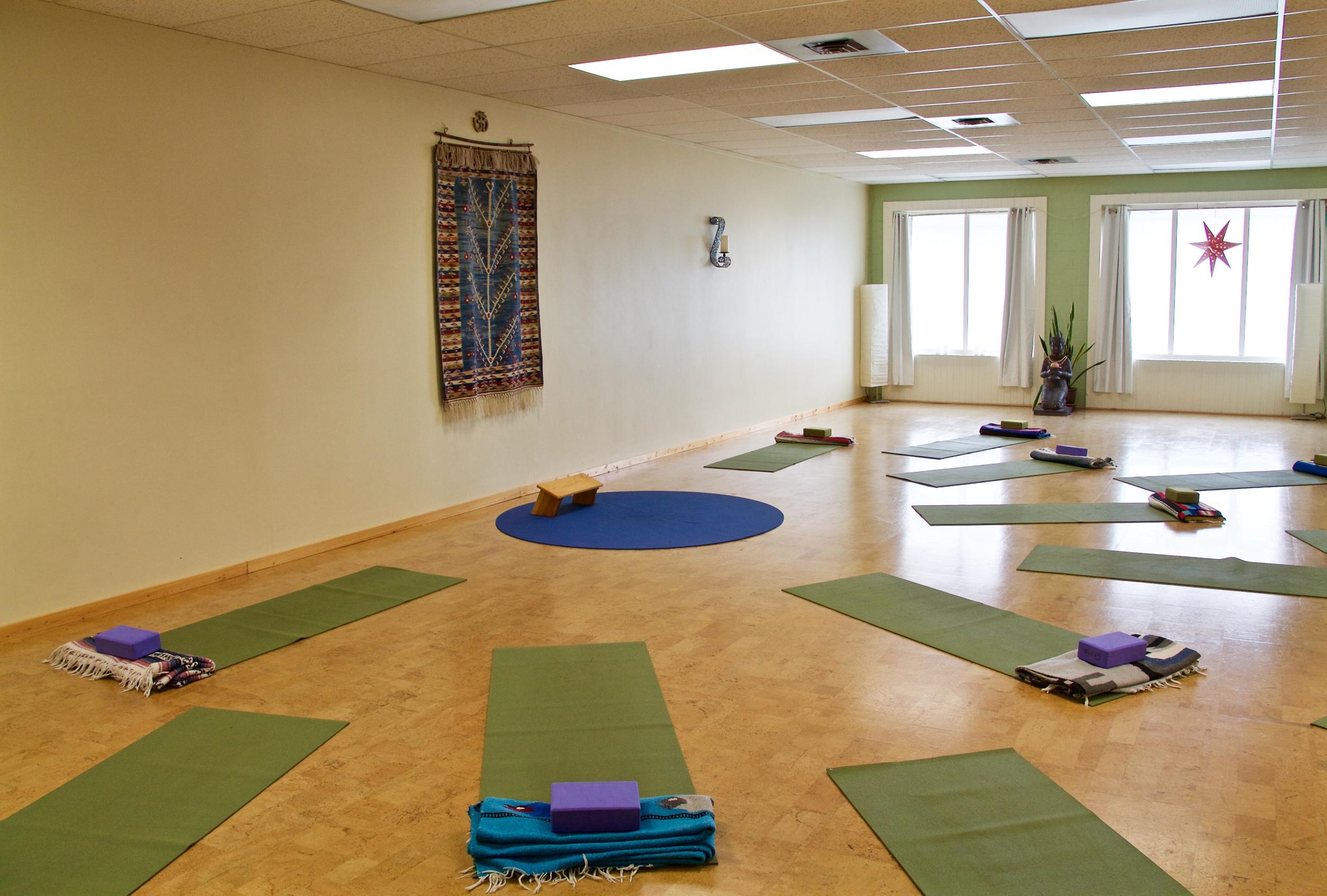 Breathing Space Mind & Body Studio