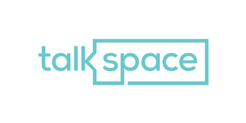 Chat with a licensed therapist anytime and anywhere with   Talkspace  .