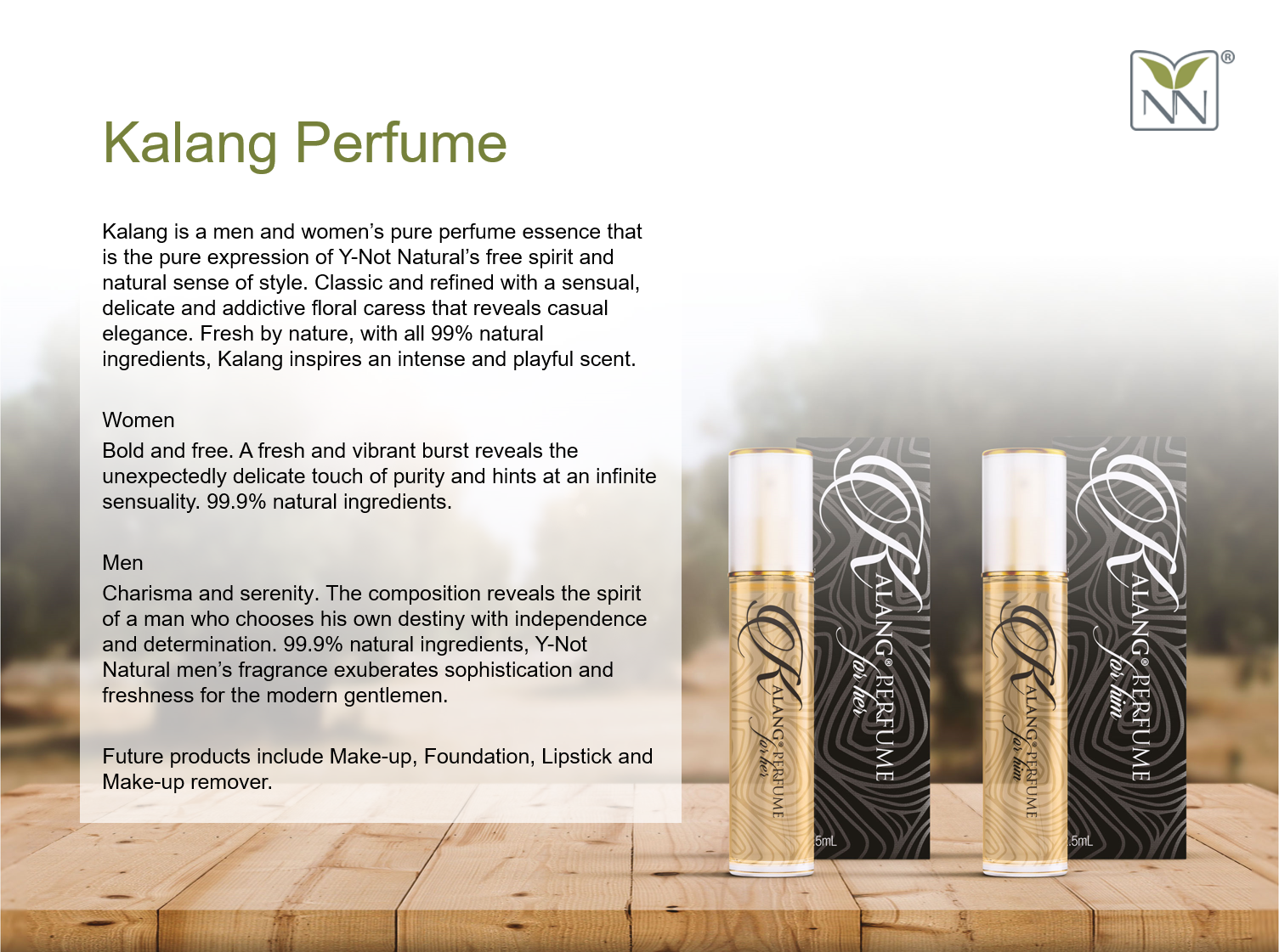 our new kalang fragrances are fresh scents made with the inspiration of Australia