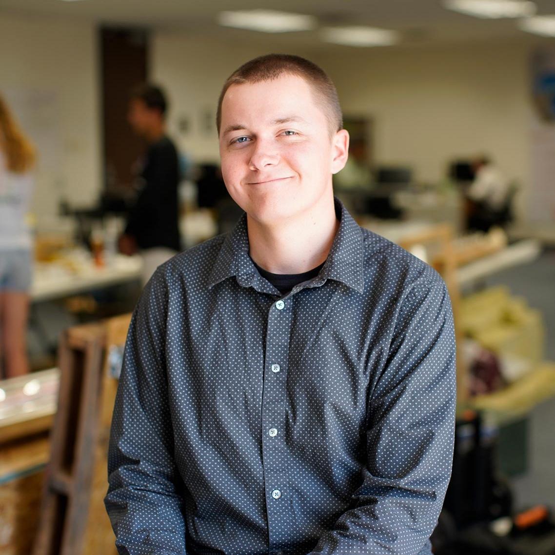 Adam Whitson - Mechanical Engineer