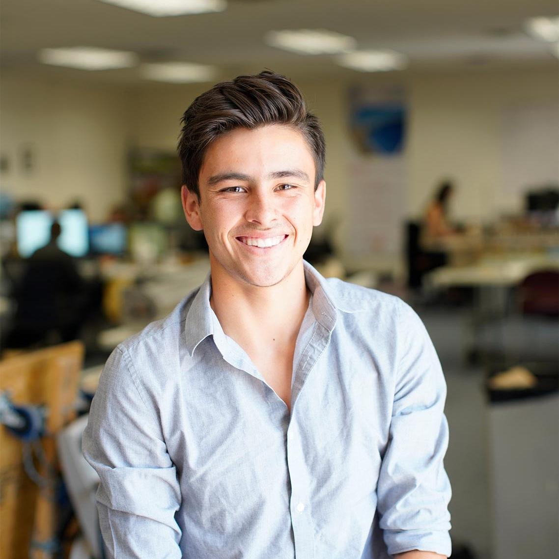 Jason Hustad - Mechanical Engineering Intern