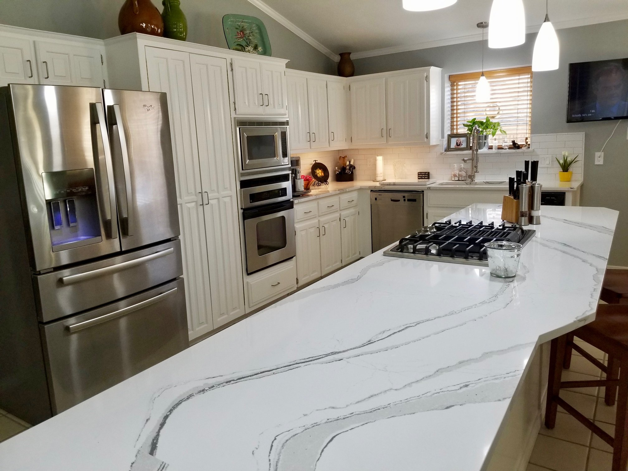 Cambria Kitchen Remodel