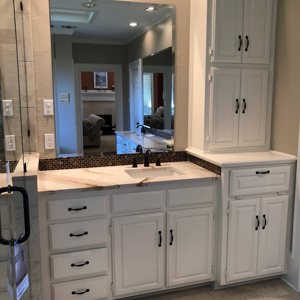 Cambria Bathroom Remodel