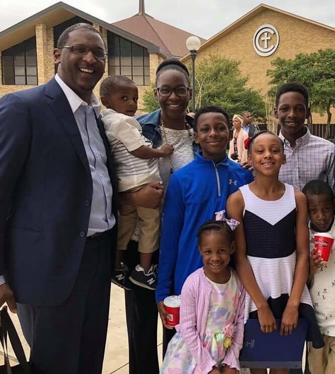 Carlton Oby family 2018
