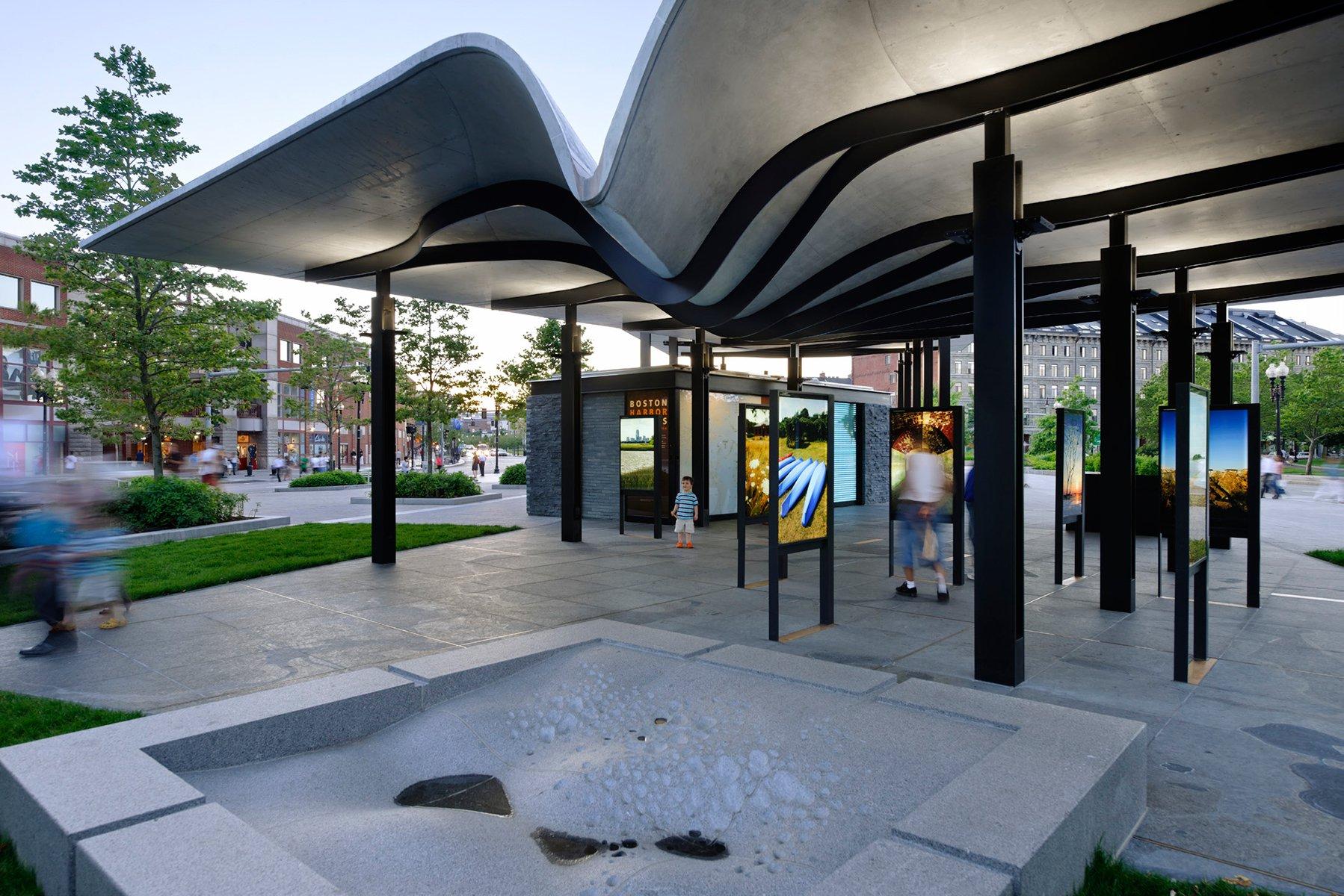 Harbor Park Pavilion
