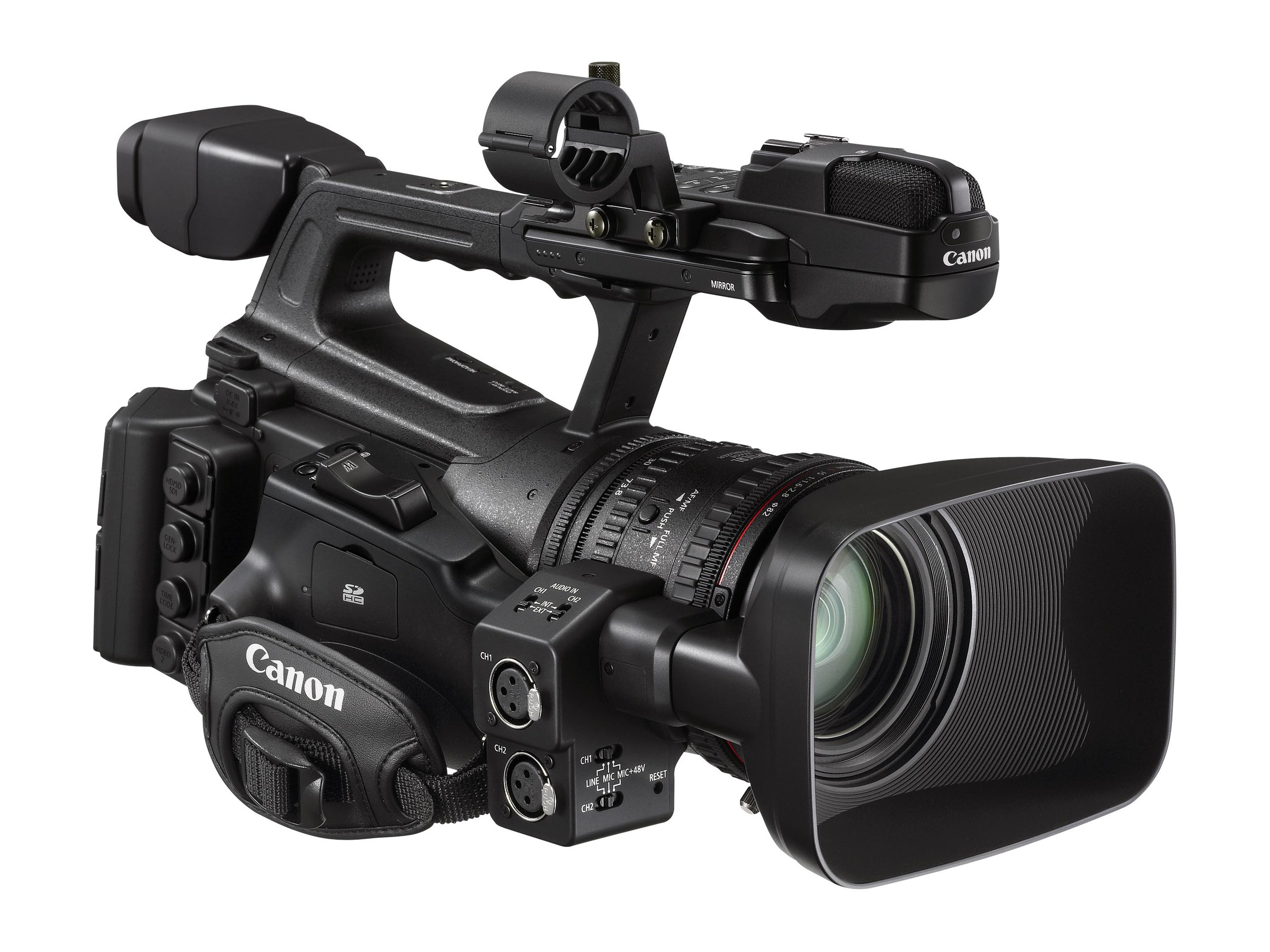 $4000 for a Canon XF 305
