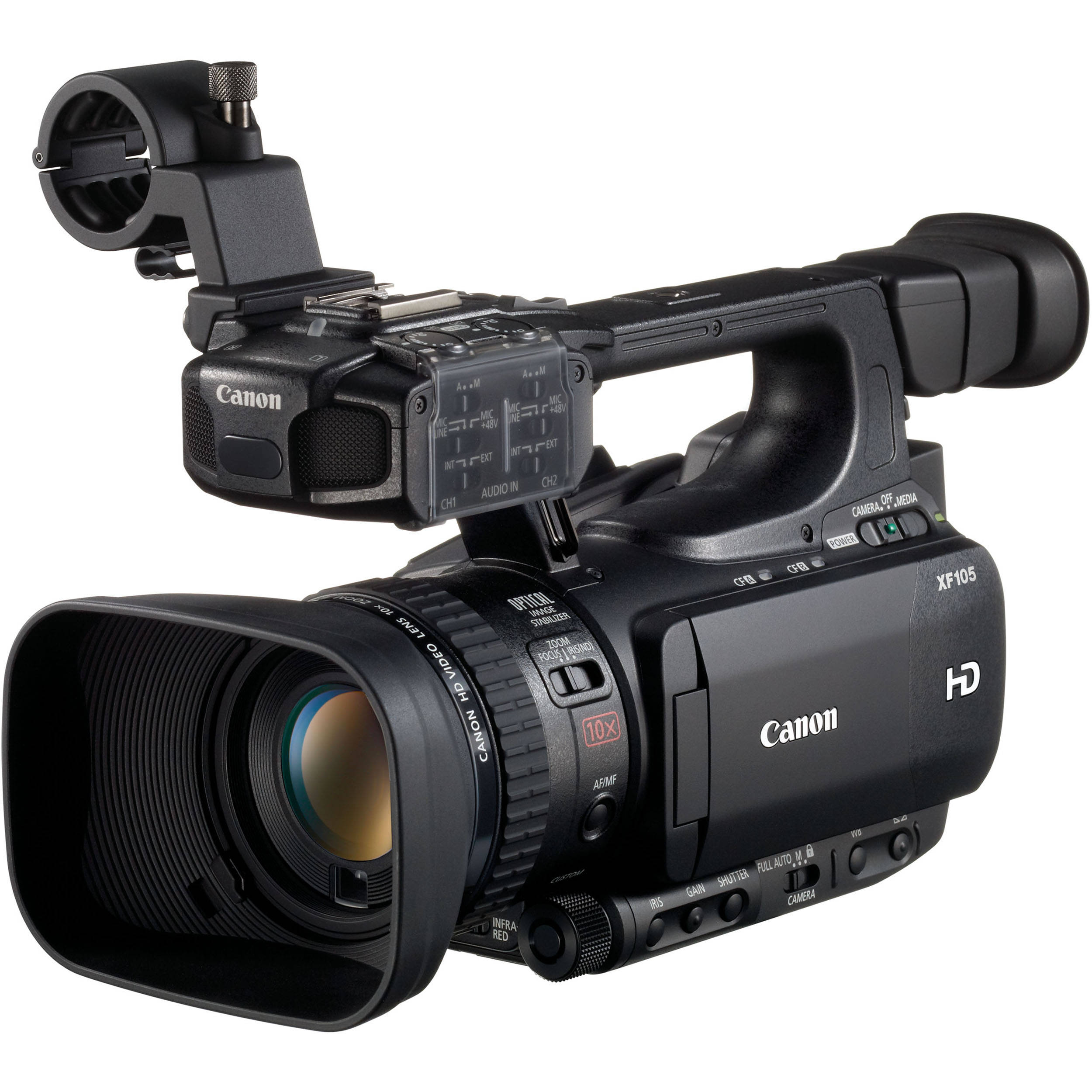 $2000 for a Canon XF 105