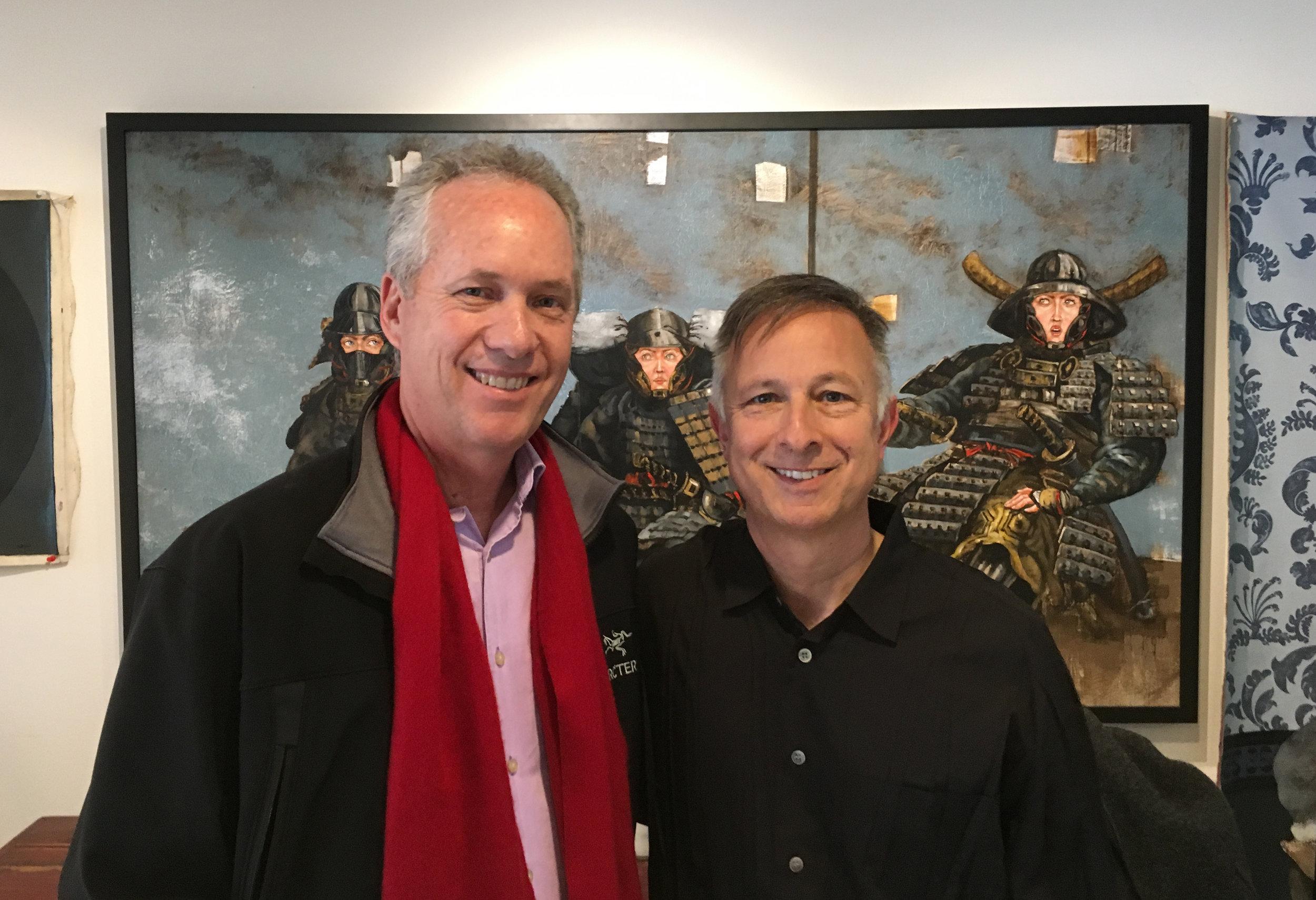 Mayor & Mark