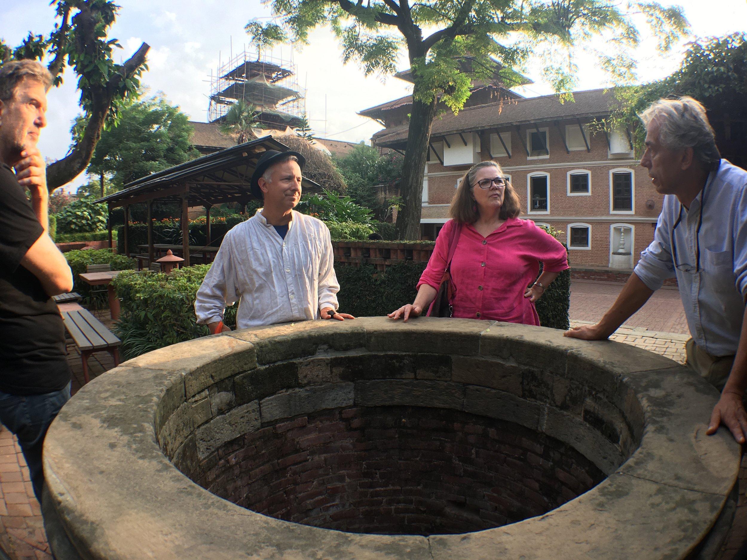 Patan Museum Courtyard