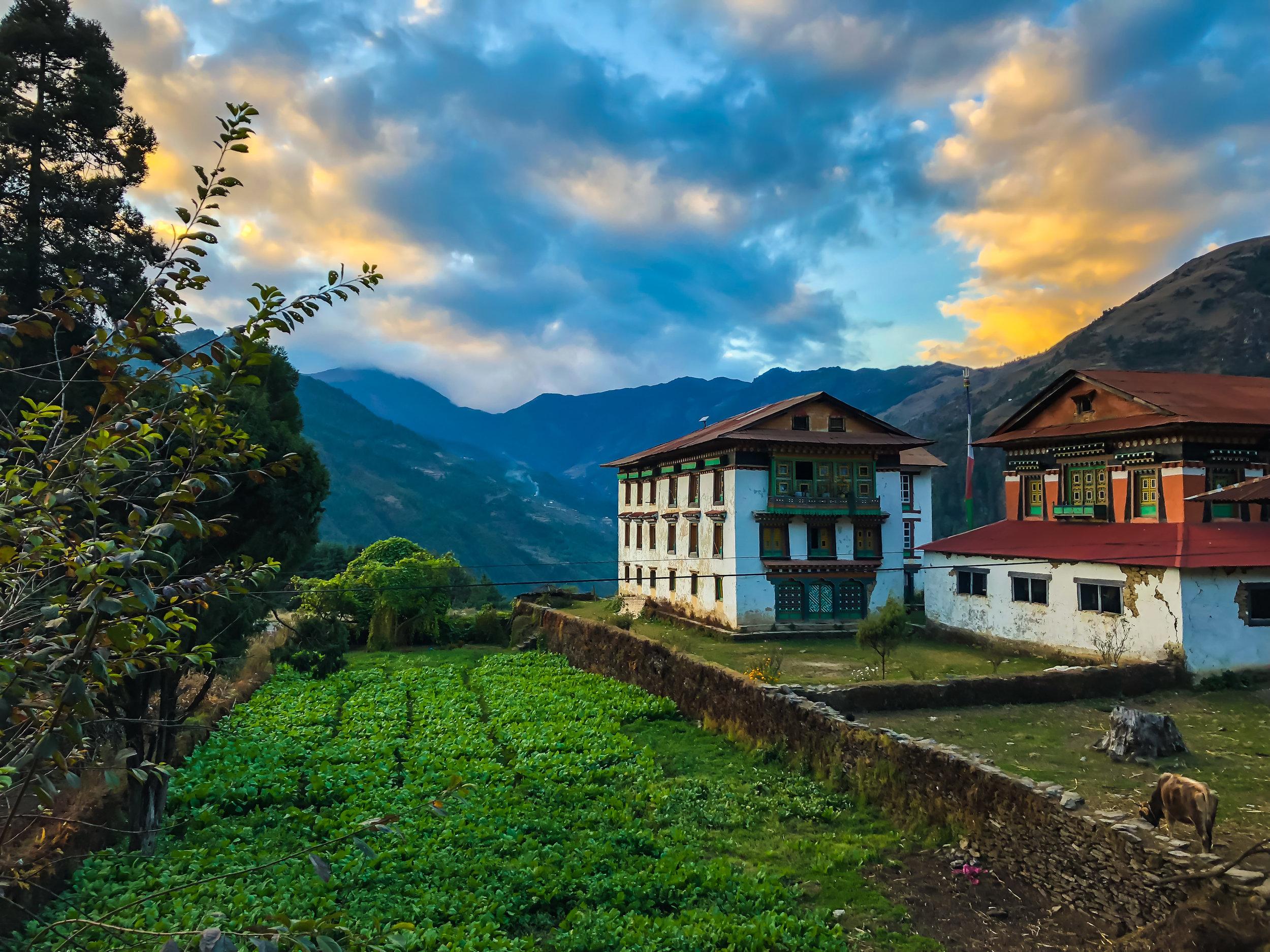 Phaplu Monastery