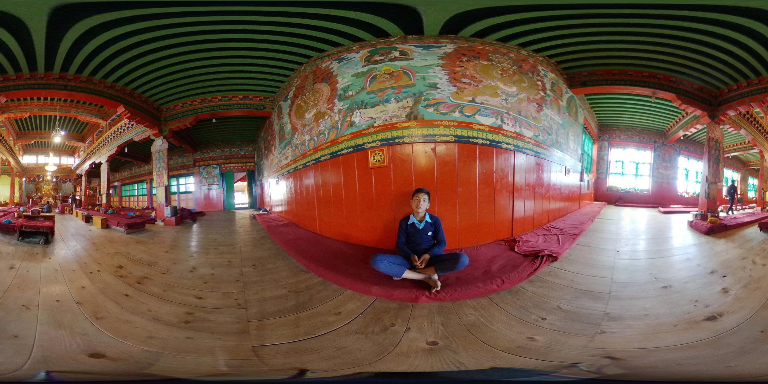 Thupten Choling Monastery