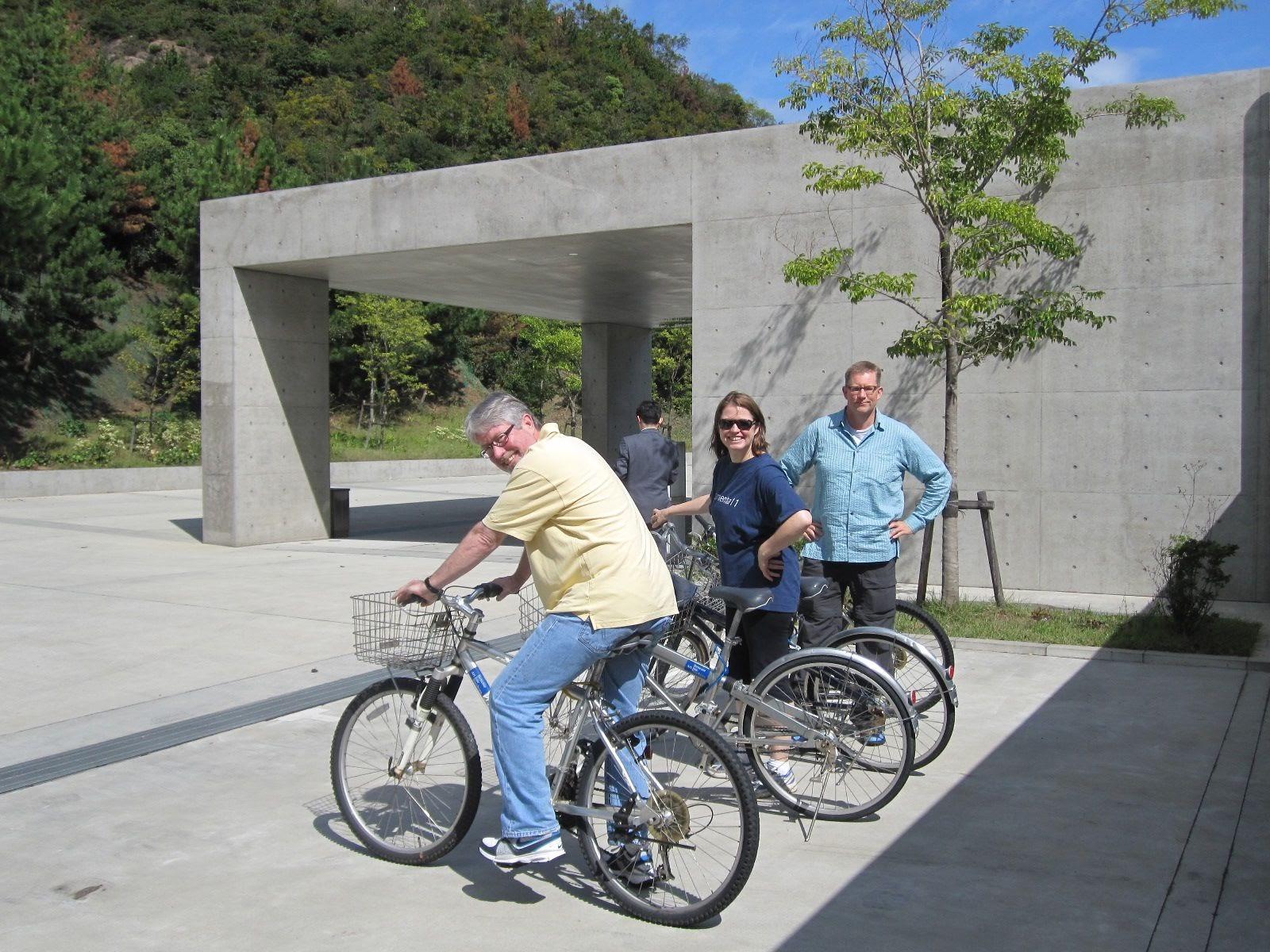 Benesse Bike trip.jpg