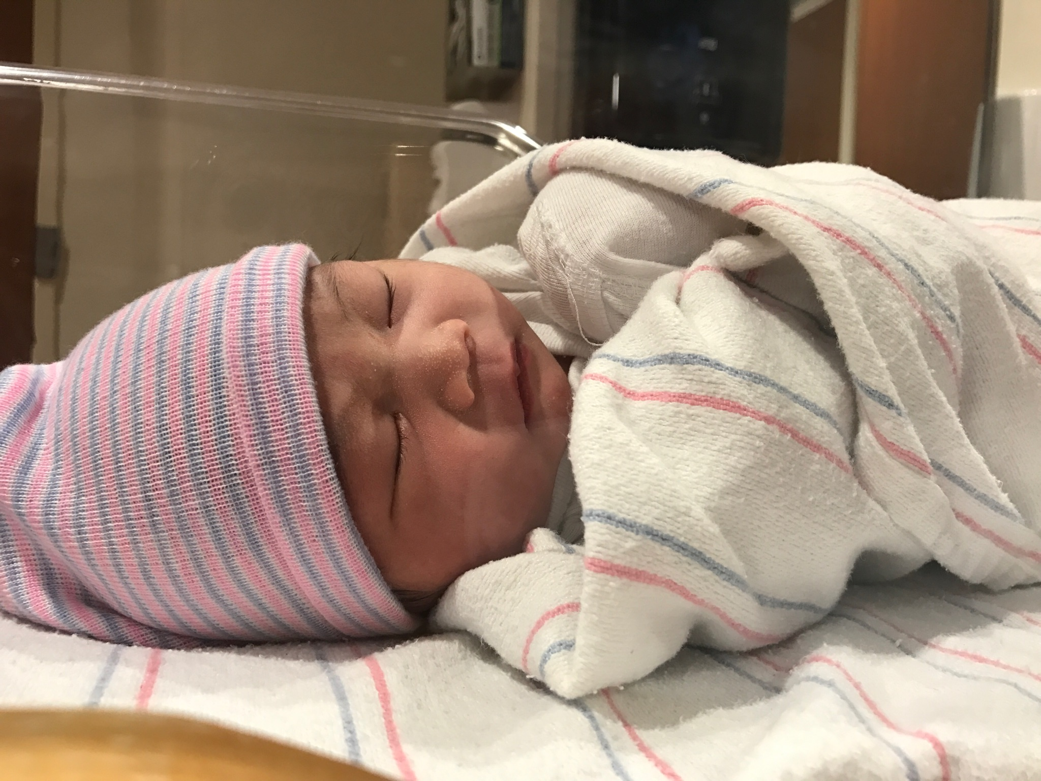 Birthday: Welcome Baby J. - Year of the Rooster