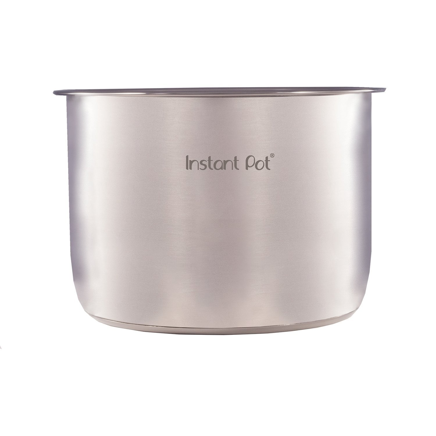 Genuine Instant Pot Stainless Steel Inner Cooking Pot - 8 Quart - Gnstant Pot stainless steel inner cooking pot, food grade 304 (18/8), no chemical coating