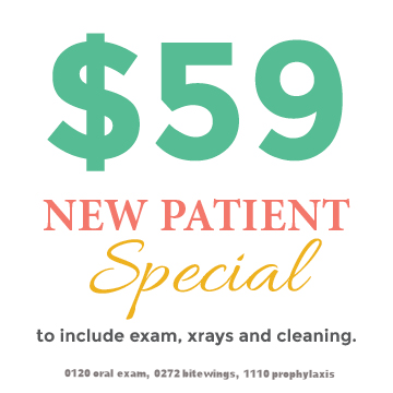 New Dental Patient Special