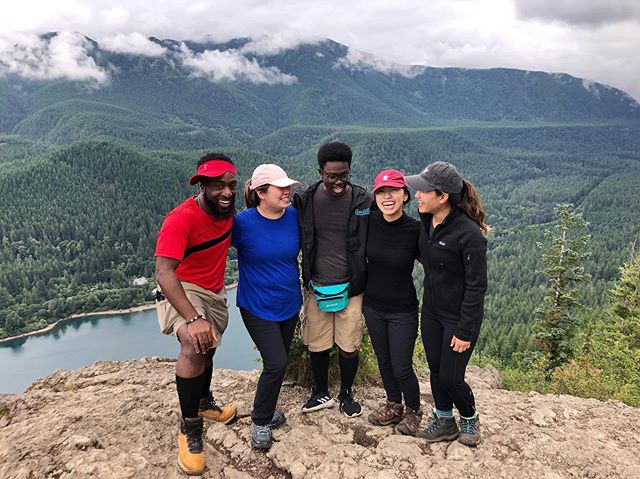 Sooooo happy I got to share one of my favorite activities with my favorite people. Thanks for being down to hike not just one, but two places with me! Miss you guys already. Come back soonnn!