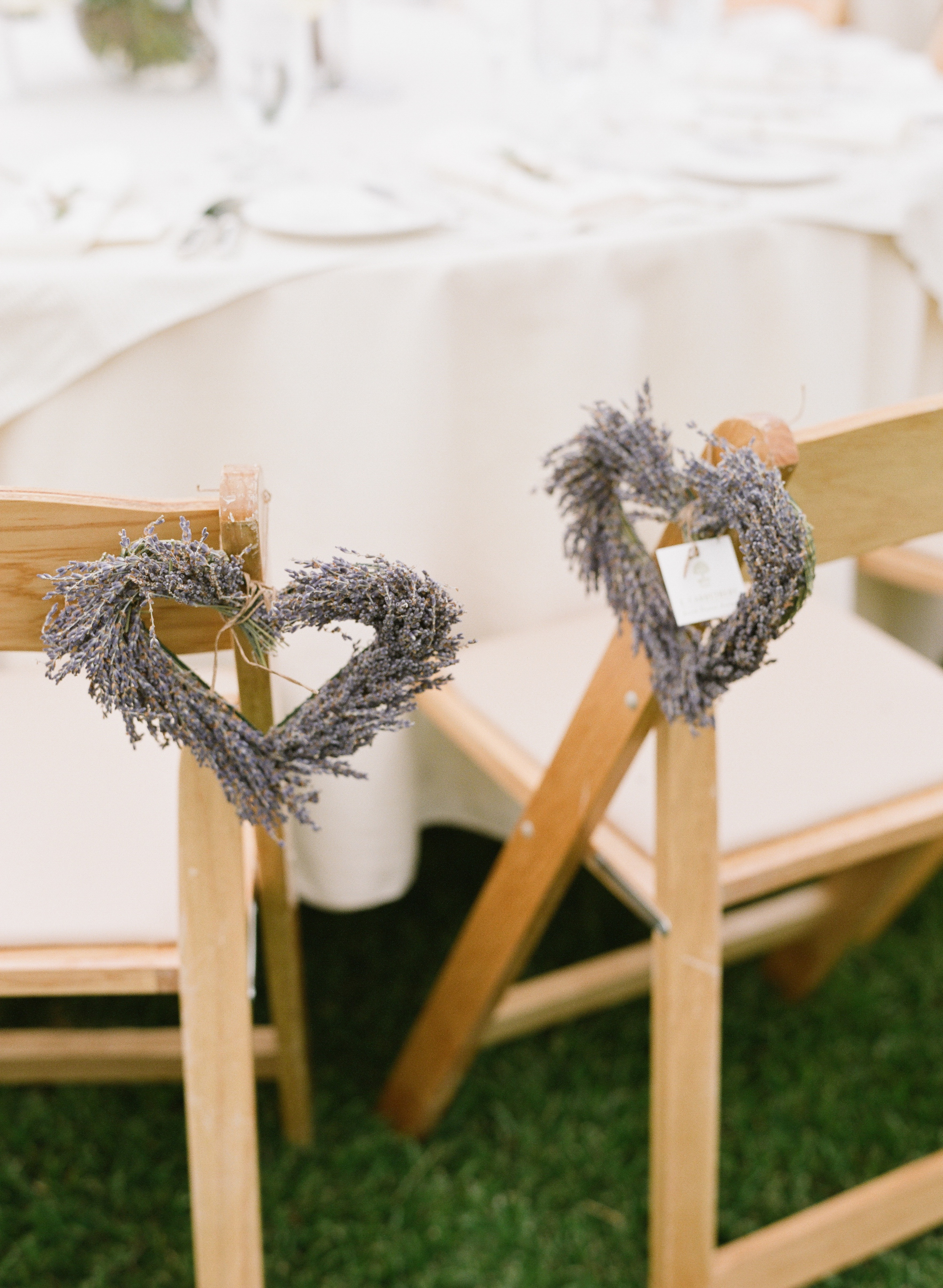 Lavender Heart Wedding - Hoste Events