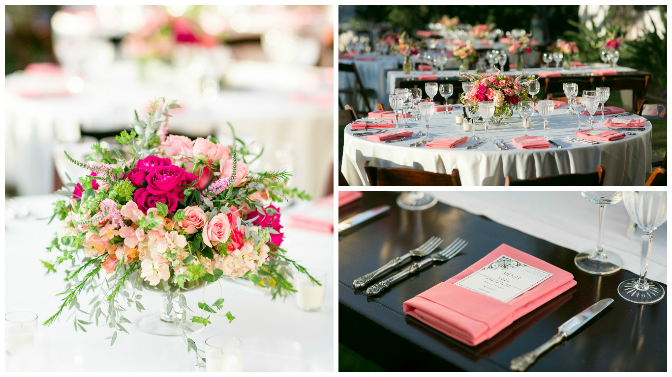 Spanish Wedding Elegance - Hoste Events