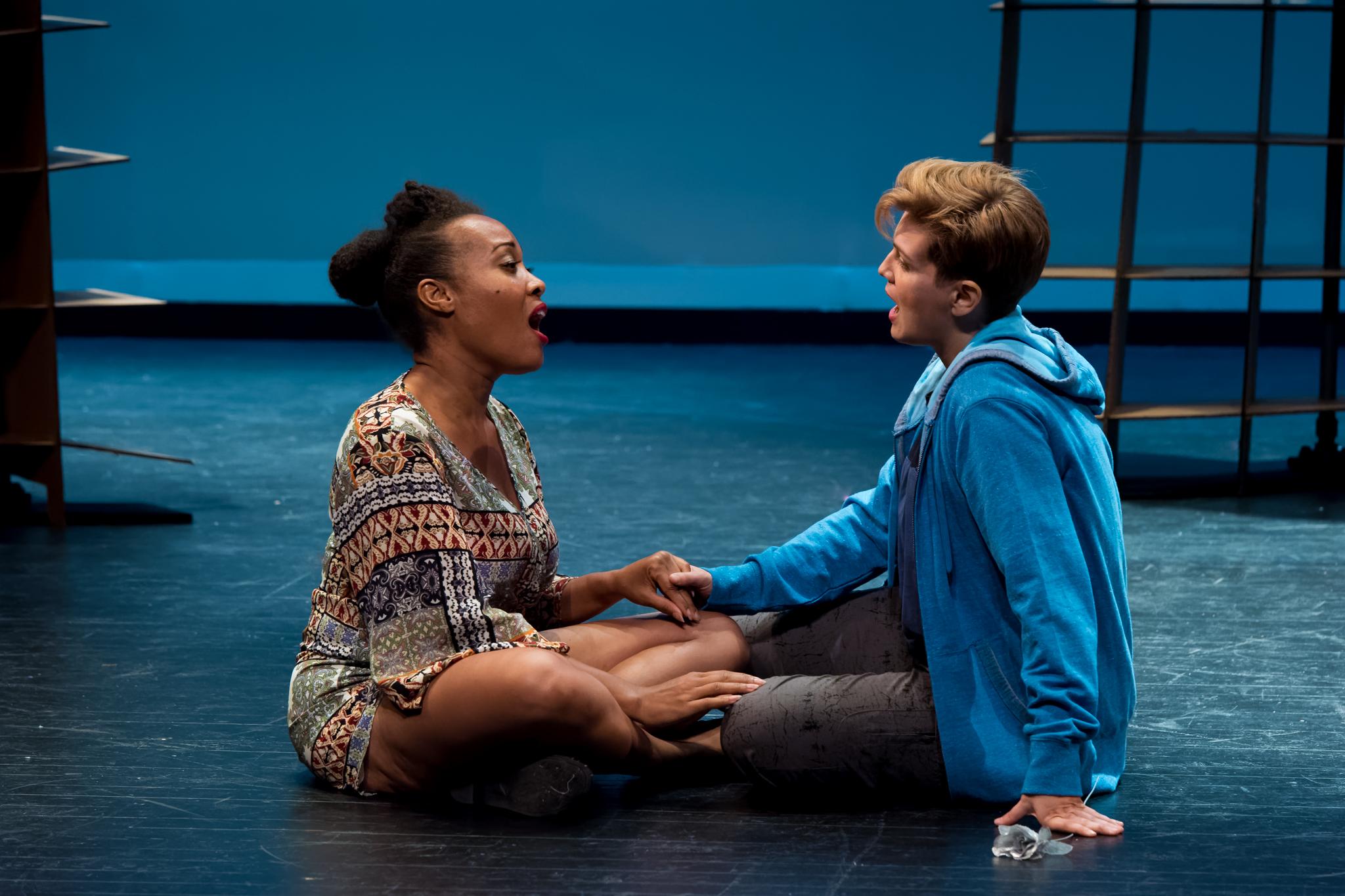 Janinah Burnett (Sophie), Brenda Patterson (Octavian)