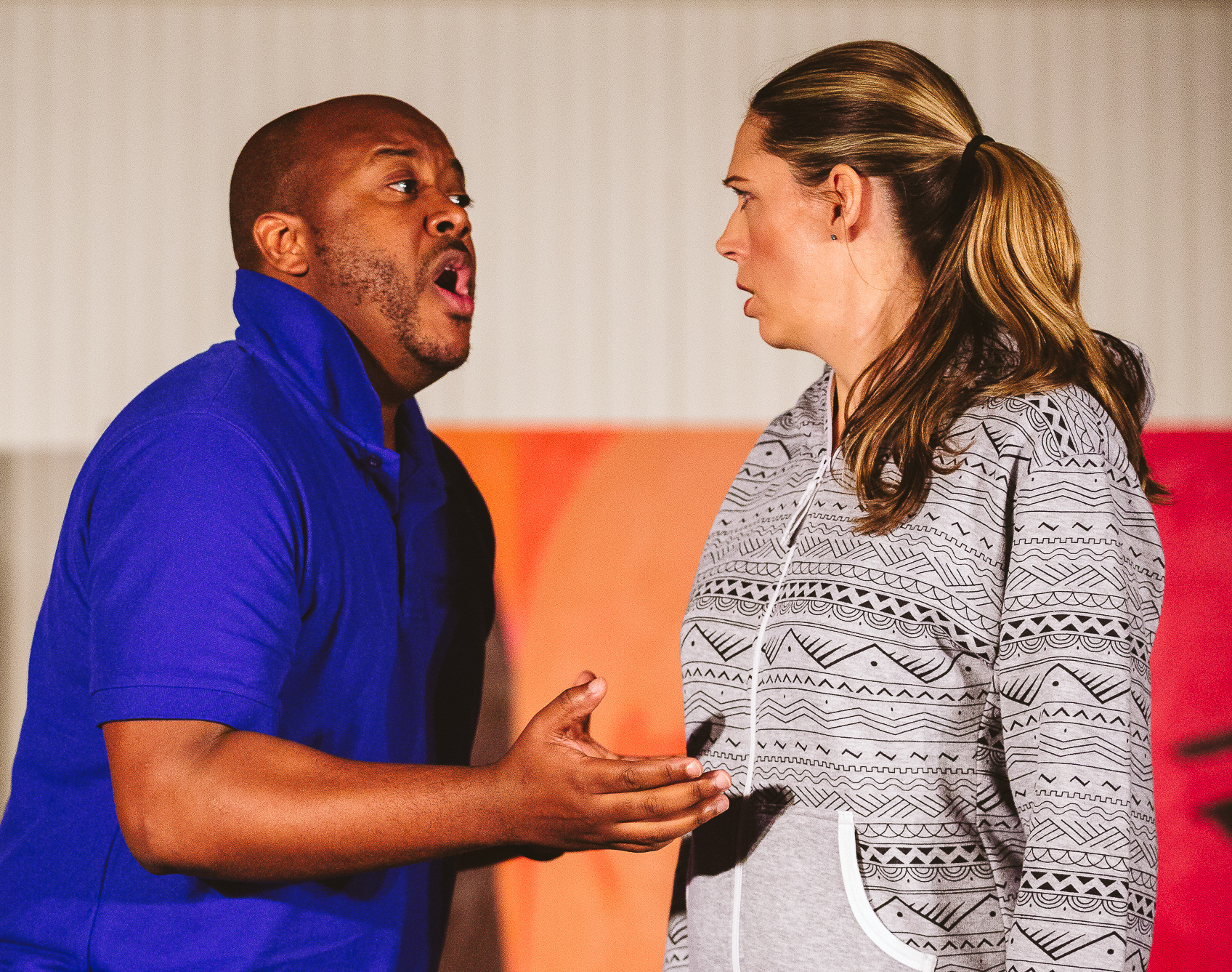 Jorell Williams (Génie), Rachelle Durkin (Céphise)