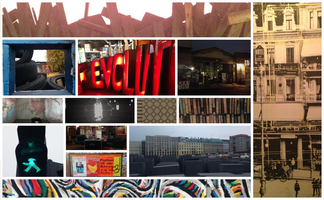 Berlin wall mix
