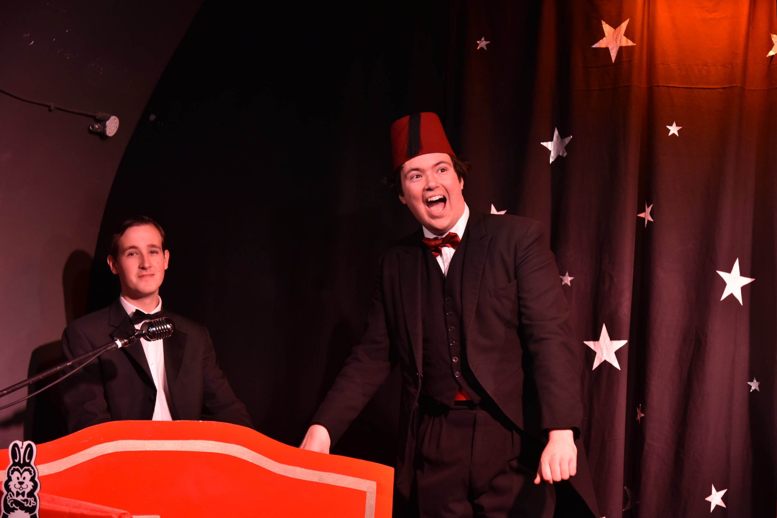 Just Like That! The Tommy Cooper Show, Hamblendon Productions