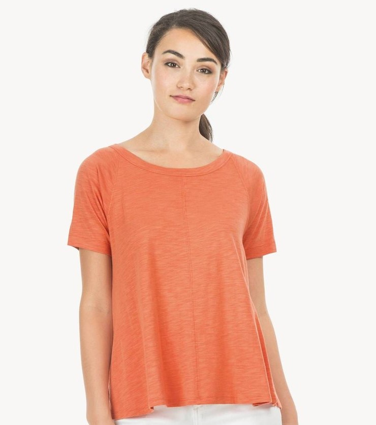 Lilla P  Short Sleeve Swing Tee