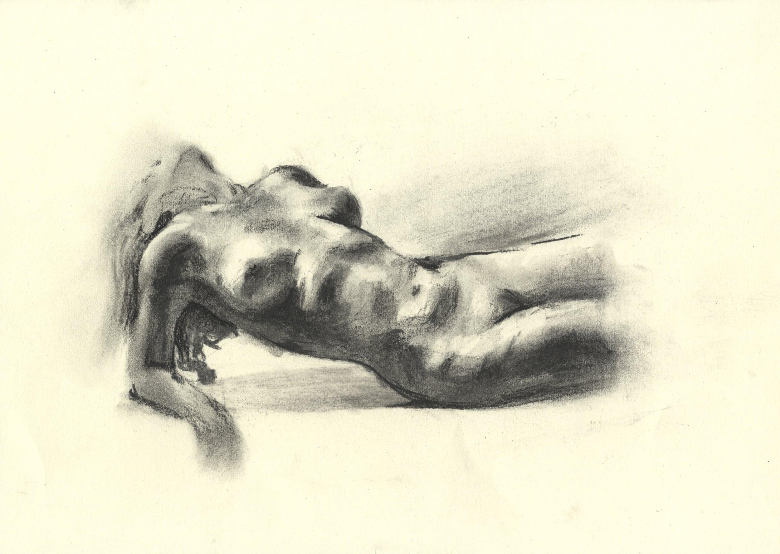 croquis drawing