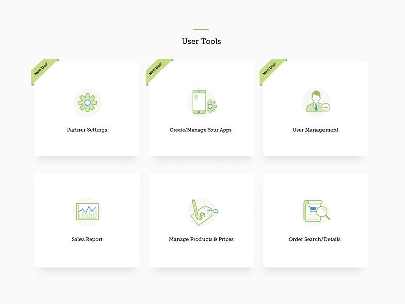 Fujifilm Develpoer Network Homepage Redesign