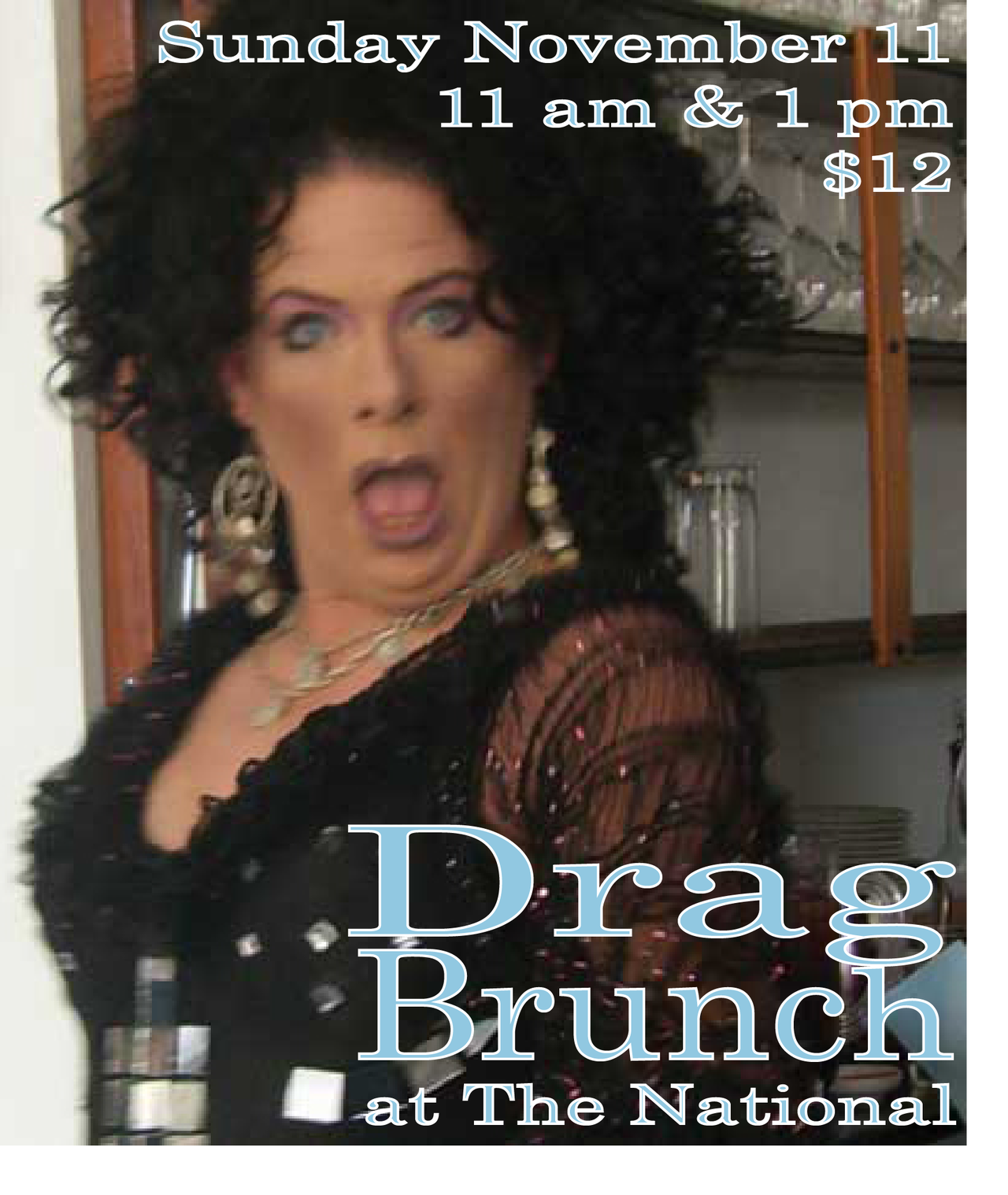 Bois and Grrrls, Boybutante Athens is staging the cutest coup at The National this Sunday!  Come out as your favorite local area drag performers warm your hearts and The National fills your stomach.    Yes, it's Drag Brunch!        Sunday, November 11  at The National  seatings at 11 am & 1 pm  reservations required  $12 per person  benefitting AIDS Athens/Boybutante