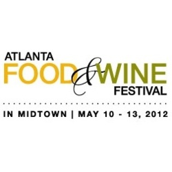 The Atlanta Food and Wine Festival is here!    Eat. Drink. Enjoy  all that is Southern with award-winning chefs, sommeliers, mixologists, pitmasters, and beverage innovators. The South has never tasted so good!      Plus, our own  James Beard Award Winner  Hugh Acheson   will be there talking about Food Philanthropy on  Sunday, May 13, 11:30-12:15pm      Across the South, culinary leaders are rolling up their sleeves to support their communities. From working to improve the public school lunch system and making farm-fresh foods available and affordable in low-income neighborhoods, to helping preserve Southern foodways and providing funds to support impoverished communities, Southern chefs and winemakers are becoming serious social innovators. During this panel discussion, participants will hear the stories of how two chefs and two winemakers are creating change and their desire for you to join their efforts to make a difference.      And bring your copy of Hugh's James Beard Award Winning Cookbook   A New Turn in the South   for a book signing from  12:15-12:45pm